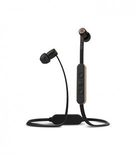 jays a-Six Wireless Black on gold