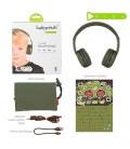BuddyPhones Play Green Amazon
