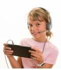 BuddyPhones Explore Galaxy Fuchia Gaming