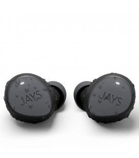 jays m-Seven True Wireless Black-Grey