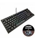Mechanical Keyboard Ducky One 2 RGB TKL, Cherry MX Brown