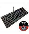 Mechanical Keyboard Ducky One 2 RGB TKL, Cherry MX Red