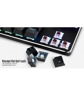 GMMK Compact Tastatur - Gateron Brown, US-Layout