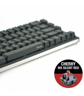 MECHANICAL KEYBOARD DUCKY ONE 2 SF RGB, CHERRY MX SILENT RED