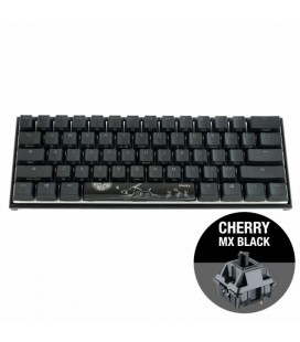 MECHANICAL KEYBOARD DUCKY ONE 2 MINI MECHA V2 RGB, CHERRY MX BLACK
