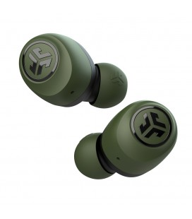 JLab GO Air True Wireless Earbuds Green/Black