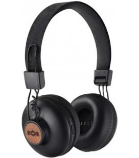 Marley Positive Vibration 2.0 Wireless Headphones - Signature Black