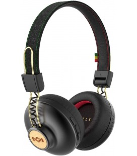 Marley Positive Vibration 2.0 Wireless Headphones - Rasta