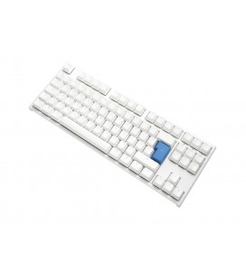 Ducky One 2 TKL Cherry Speed Silver RGB White