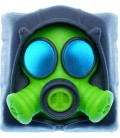 HotKeys Project Specter - Gray / Green