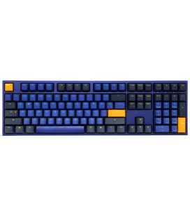 Ducky ONE 2 Horizon PBT Gaming Keyboard, MX Black - Red