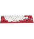 Ducky MIYA Pro Koi 65% Dye Sub PBT Mechanical Keyboard MX-Silent Red