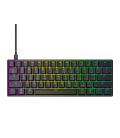 HK Gaming - GK61 | US Layout - ( Black , Gateron Yellow )