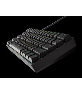 HK Gaming - GK61 | US Layout - ( Black , Gateron Optical Blue )