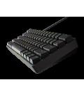 HK Gaming - GK61   US Layout - ( Black , Gateron Optical Blue )