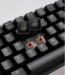 DUCKY ONE 2 MINI V2 RGB CHERRY MX SILENT RED - ITALY LAYOUT
