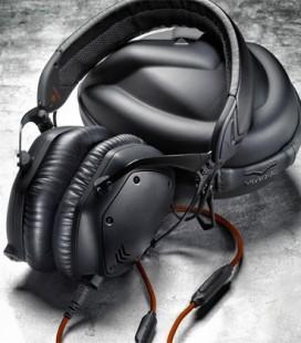 v-moda Crossfade M-100 Matte Black Metal