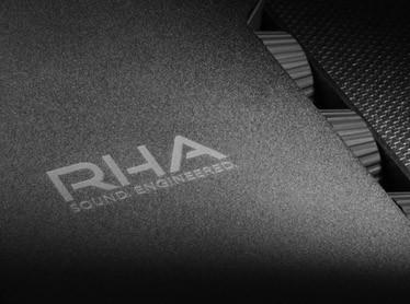 RHA . Sound Engineered.